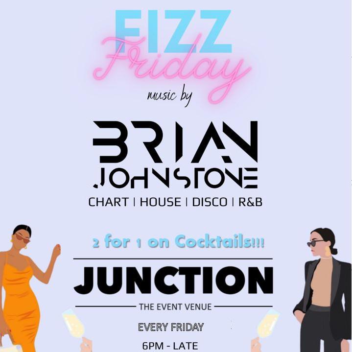 Fizz Fridays - FREE Drink