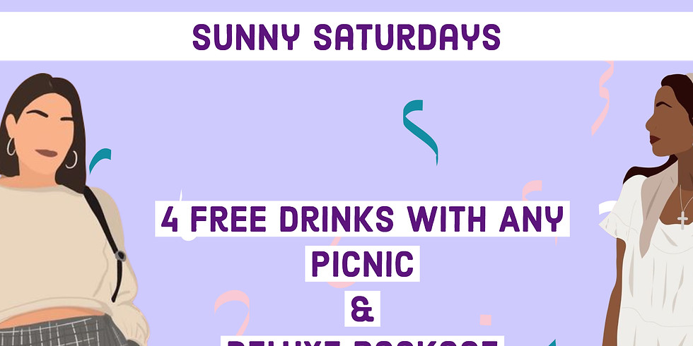 The Summer Hideout - Sunny Saturdays