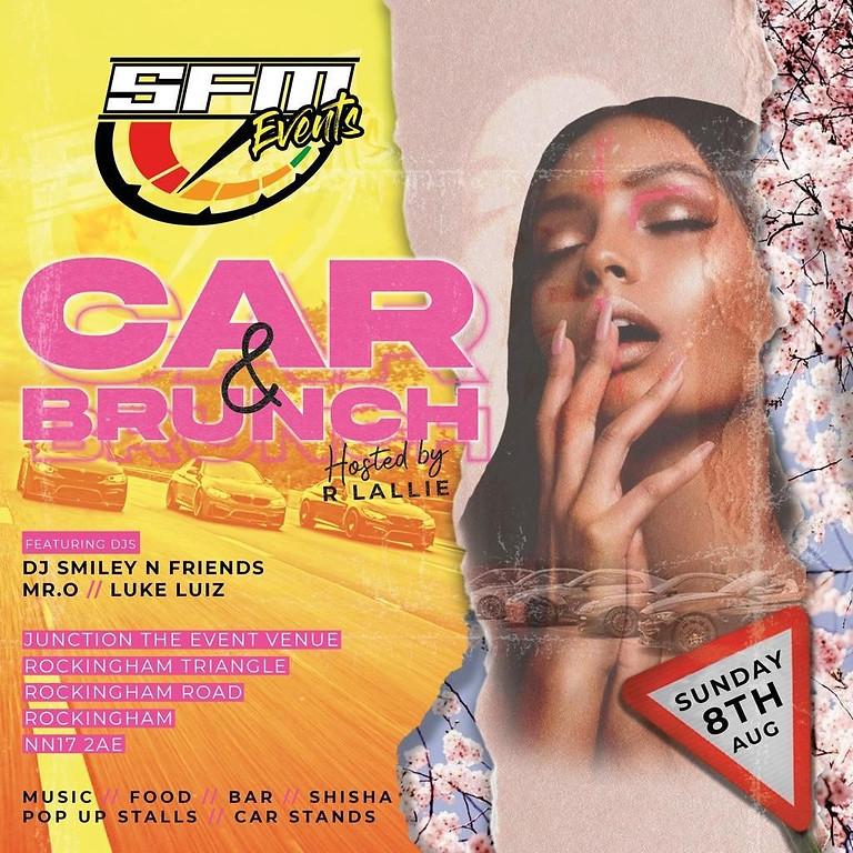 Car & Brunch Hosted by R Lallie