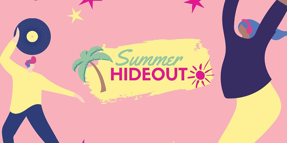 The Summer Hideout - Silent Disco