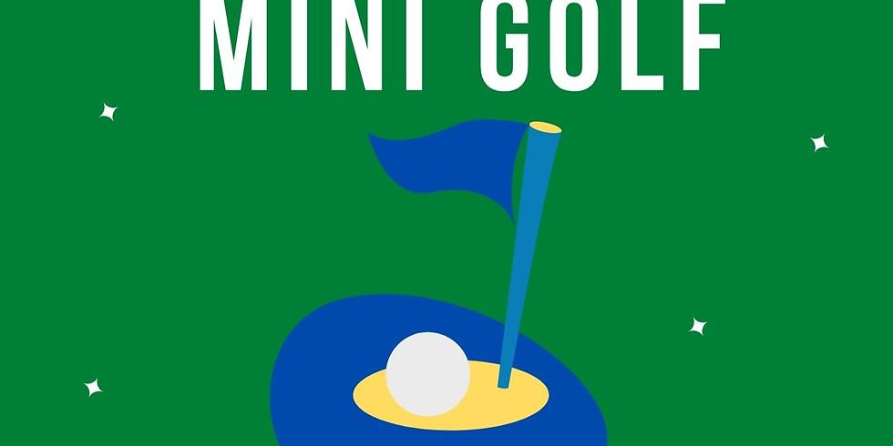 Mini Golf The Hideout