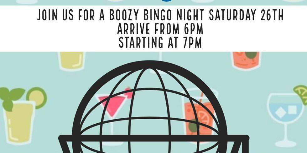 Boozy Bingo!!!