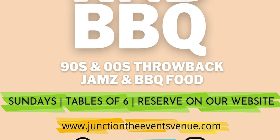 Throwback R&B BBQ