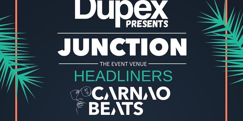 DUPEX Presents @ The Hideout