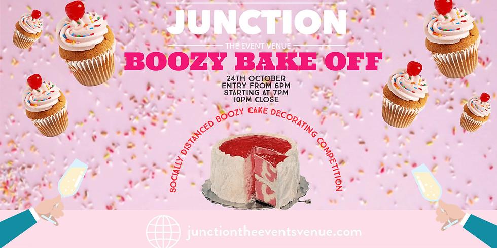 Boozy Bake Off