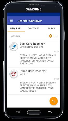 Caregiver App
