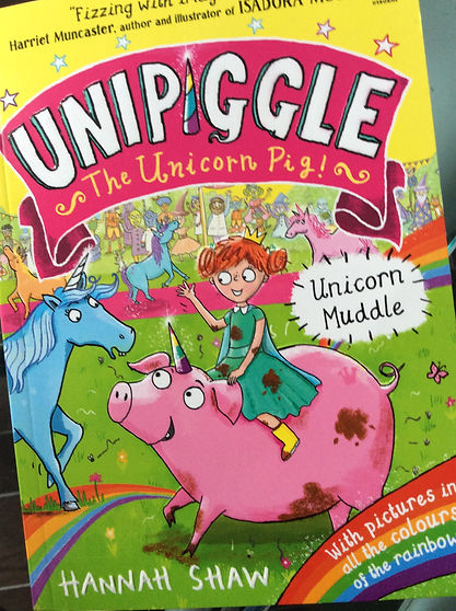 Unipiggle The Unicorn Pig! Unicorn Muddle Buy It Here