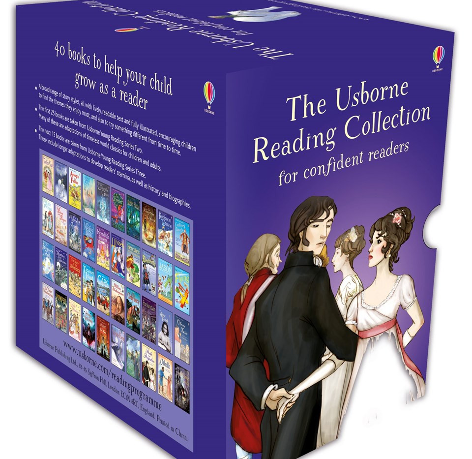 READING COLLECTION FOR CONFIDENT READERS