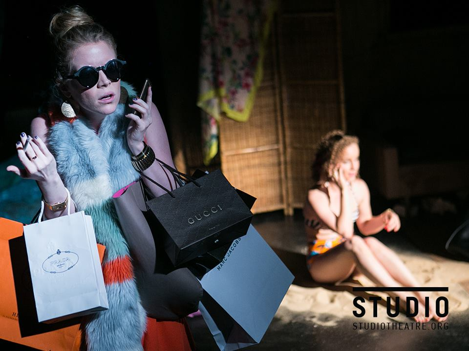 Mary-Kate Olsen ... @ Studio Theatre