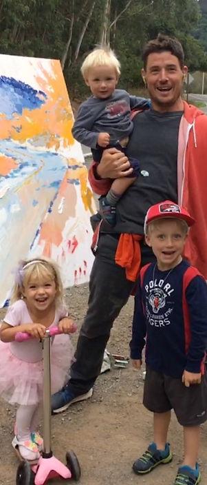 thumbnail_Nick and kiddos painting Soft