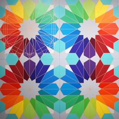 Fariba Abedin: Geometry #146-149