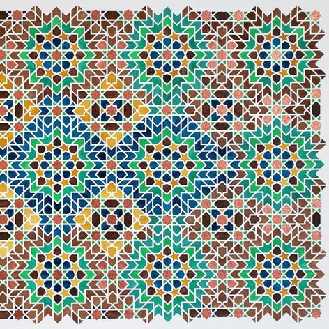Zahra Ammar: Woven #26