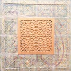 Salma Arastu: Divine Square