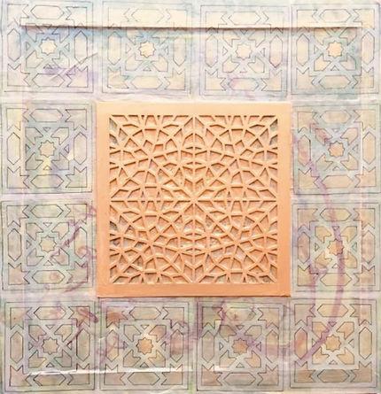 Divine Square: Salma Arastu