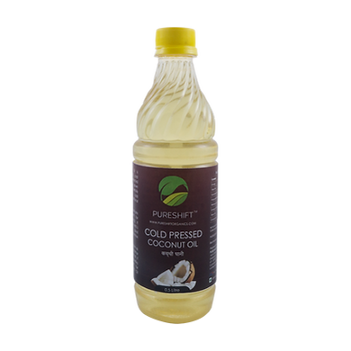 Pureshift Cold Pressed White Sesame Oil