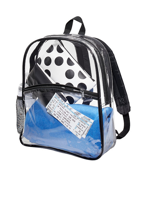 FC Clear Backpack