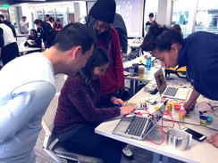 Organizing the inaugural maker faire at the Penn State College of Education