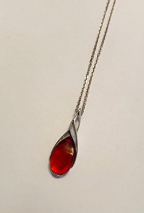 Carnelian pendant