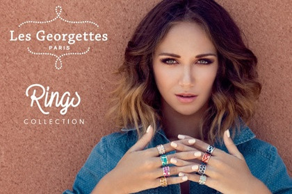 Les Georgettes Rings now in stock