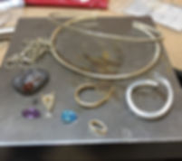 Jewellery Manufacture Falkirk Workshop