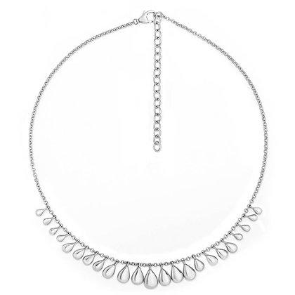Multi Tear Drop necklace