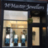 McMaster Jewellers Falkirk Shopfront