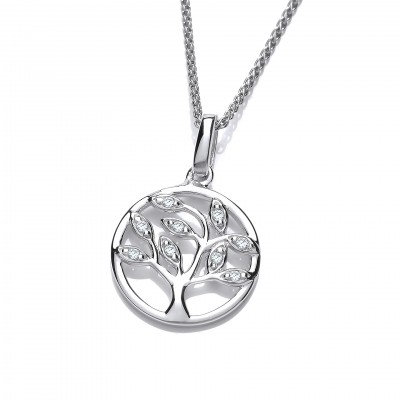 Small tree of life pendant