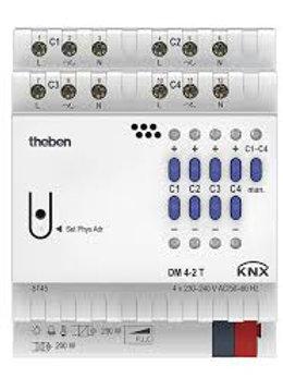THEBEN DM 4-2 T KNX