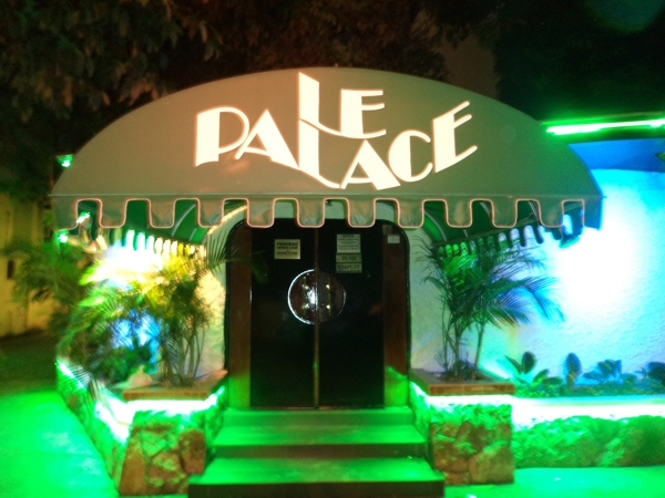 Night club of panama