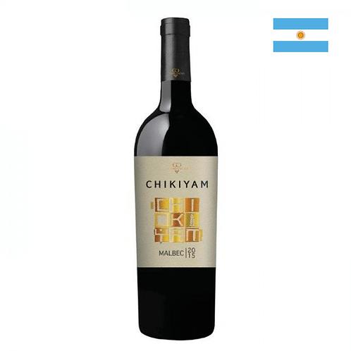 Chikiyam Malbec 750 ml