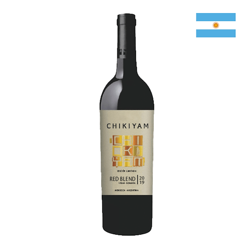 Chikiyam Red Blend 750 ml