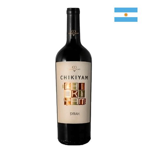 Chikiyam Syrah 750 ml