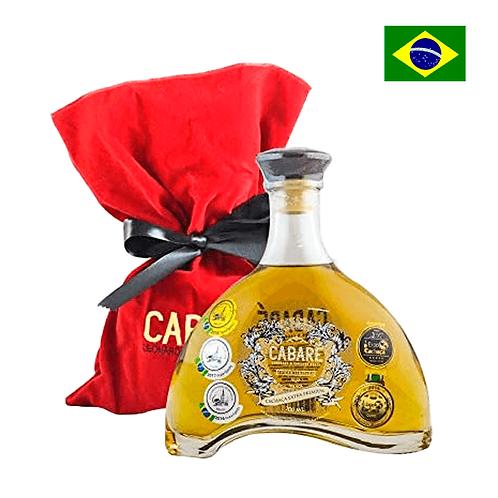 Cachaça Cabaré EXTRA PREMIUM 15 ANOS