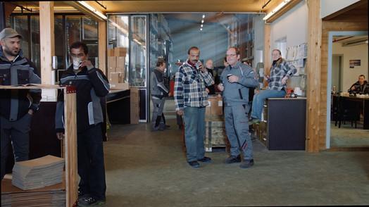 Museum für Kommunikation, Bern, Videoinstallation, Slowmotion, ton und bild GmbH