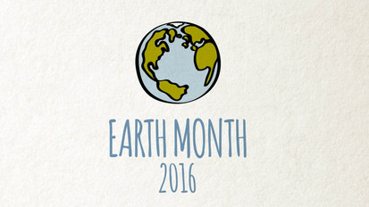WRA / Earth Month 2016