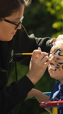 Face Painter Barnsley