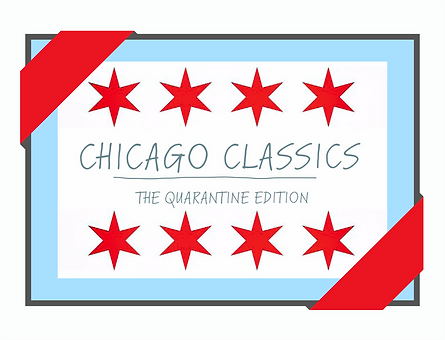 Chicago Classics logo for Cisneros event