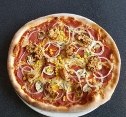 Chicken Weeks beim Pizza Zaggi