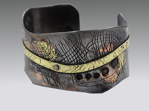 Mixed Metal Bracelet #2