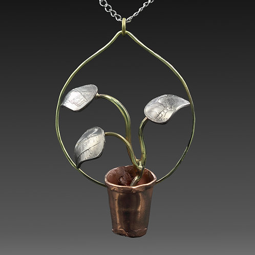Money Tree Necklace