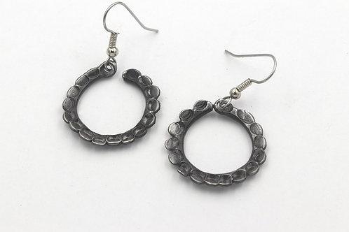 Iron Earrings