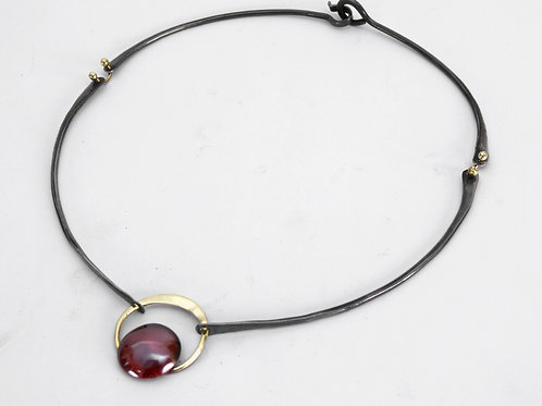 The Chic Iron Necklace