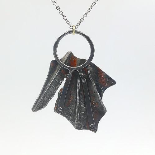 Fold Form Necklace