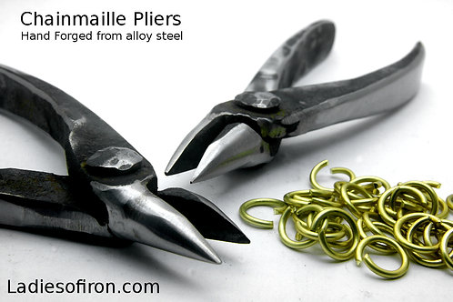 Chainmaille Pliers