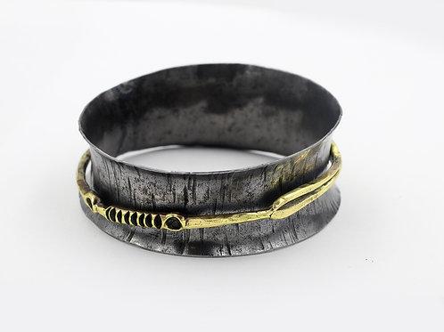 Iron Spinner Bracelet