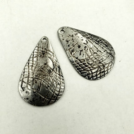 Iron Earrings
