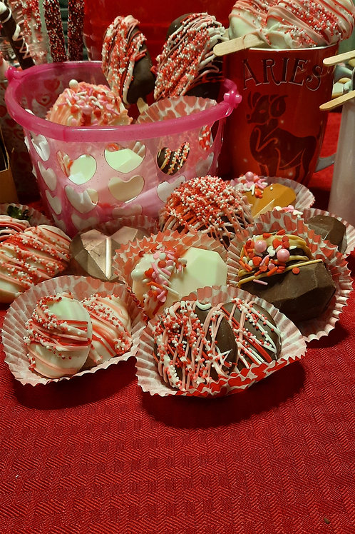 Valentine's Day Basket Medium
