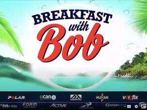 Podcast- Breakfast w/ Bob - Ironman World Championships - Kona HI