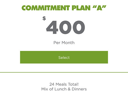 COMMITMENT PLAN A