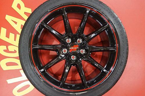 D 未使用ホイール RMP レーシング R25 18インチ ランエボ WRX シルビア スカイライン スープラ 80 GTR